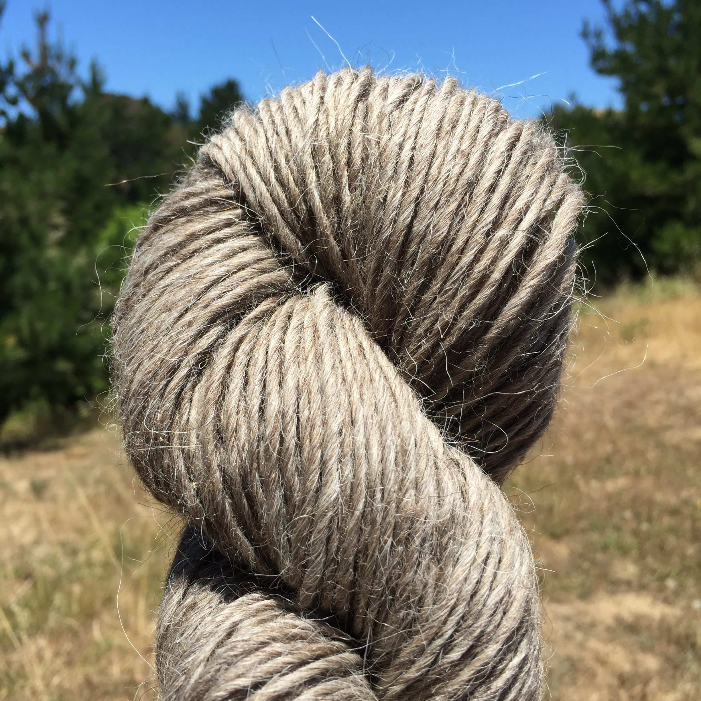 Gray/Taupe Blanket Weight Churro