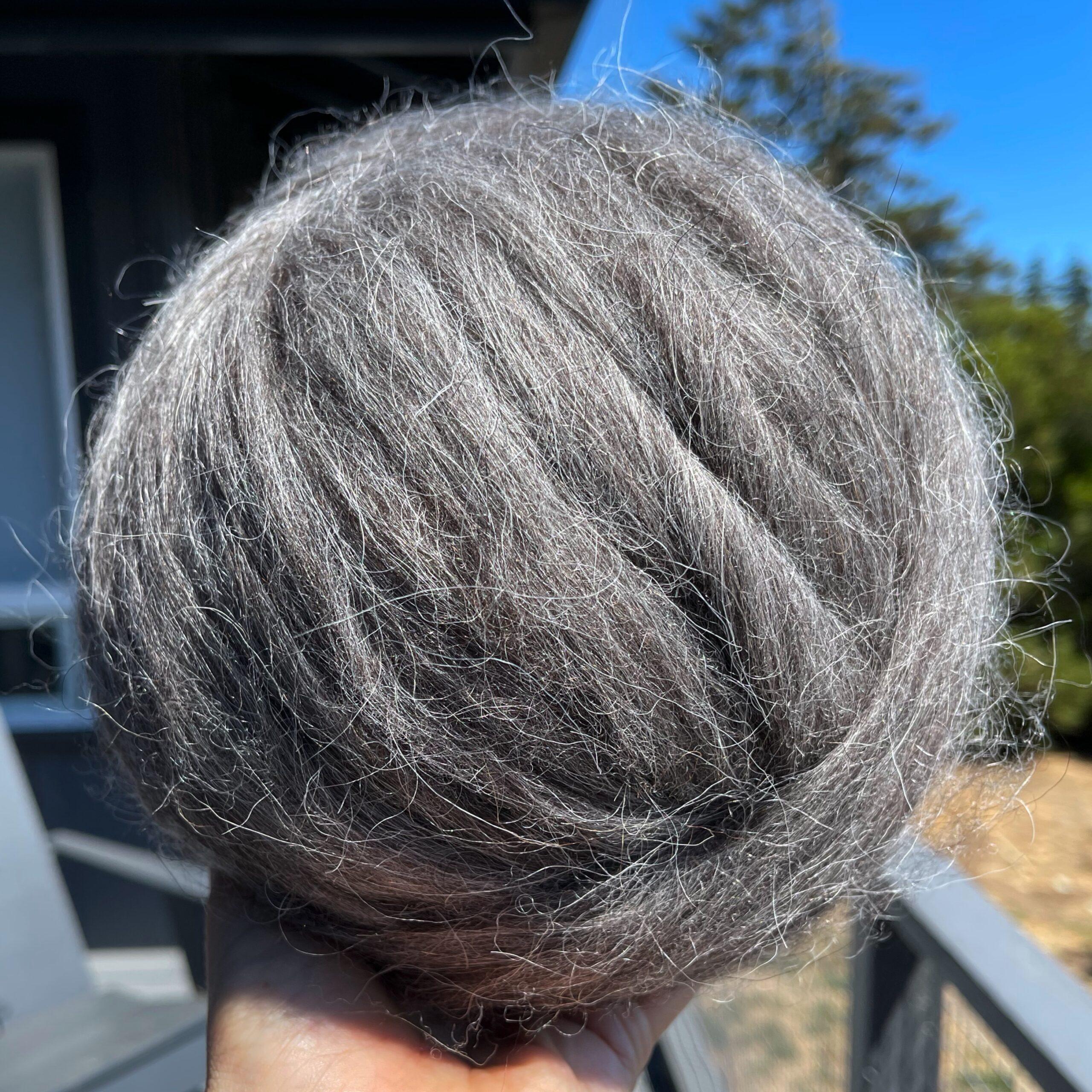 Dark Gray Standard Roving